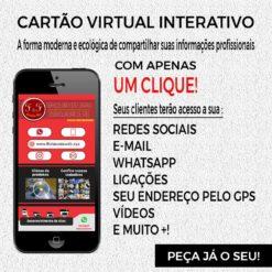 CARTÃO VIRTUAL INTERATIVO